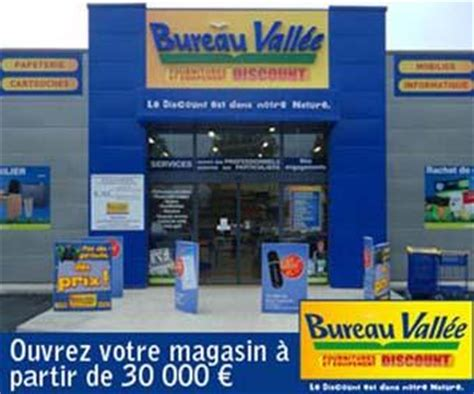 bureau vallees franchise bureau vallée informatique papeterie et