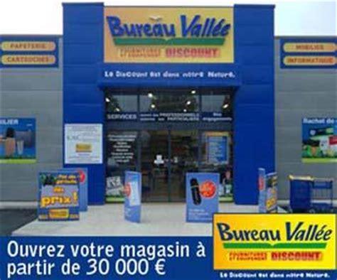 bureau vallee chateauroux franchise bureau vallée informatique papeterie et