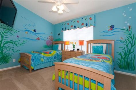 Mickey Mouse Bedroom Decor Image