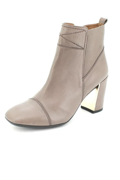 light grey booties hispanitas light grey ankle bootie from vancouver by