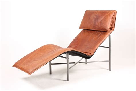 chaise longue en teck chaise lounge by tord björklund for ikea 1980s for