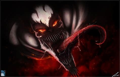 Anti Venom Wallpaper