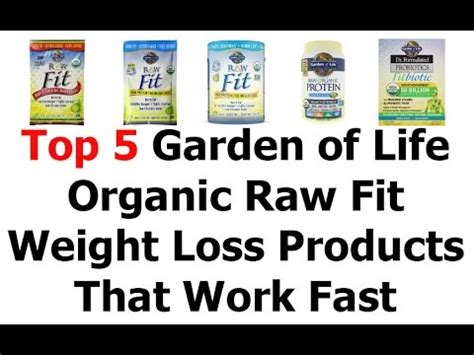 garden of fit top 5 garden of organic fit review or weight loss