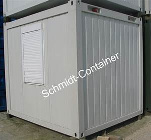 12 Fuß Container : aufenthaltscontainer kaufen umkleidecontainer kaufen container mit wc dusche schmidt ~ Sanjose-hotels-ca.com Haus und Dekorationen