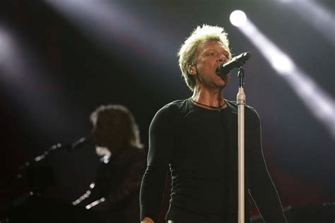 Jon Bon Jovi Photos Singapore Grand Prix Live