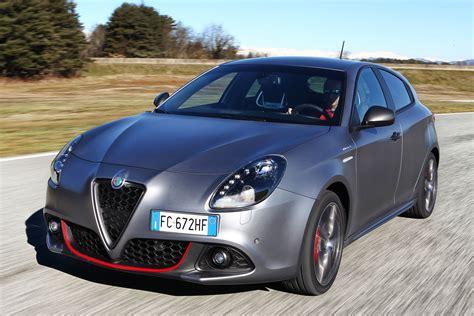 Alfa Romeo Giulietta Facelift Revealed  Auto Express