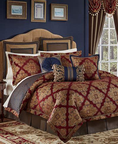 comforter sets at macy s croscill sebastian reversible comforter sets comforters