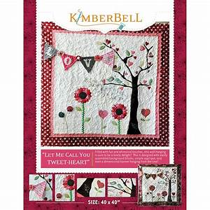 Mylar Embroidery Designs Let Me Call You Tweet Heart By Kimberbell Designs