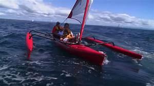 Showloop  Hobie Mirage Island Sail Kayaks