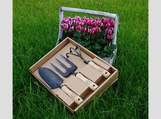 garden gift box set by Dewit made in Holland