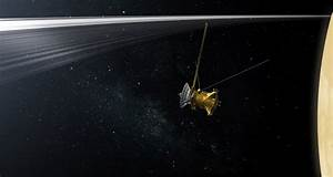 NASA Saturn Probe Will End Mission in Epic 'Grand Finale'