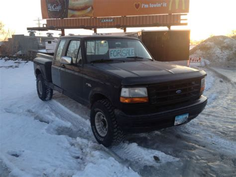 ford    nite extended cab flareside classic