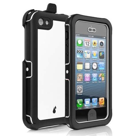 waterproof iphone 5 ballistic hydra series waterproof iphone 5 gadgetsin