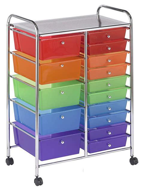 drawer organizer cart drawer rolling mobile storage organizer cart file tools