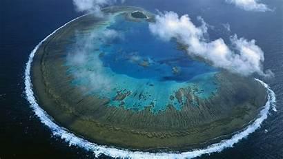 Sea Nature Ocean Scenery Waves Clouds Pixelstalk