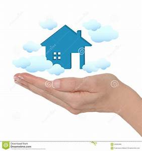 Dream House Royalty Free Stock Images
