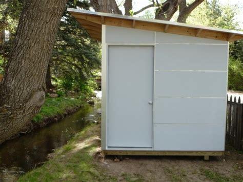 green white storage shed studio shed storage modern shed denver by studio shed
