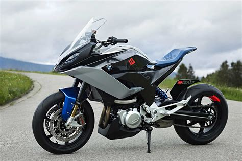 Motorcycle Bmw by 2018 Bmw 9cento Concept Guide Total Motorcycle