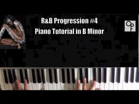 rb chord progressions  learn  play smooth rnb piano