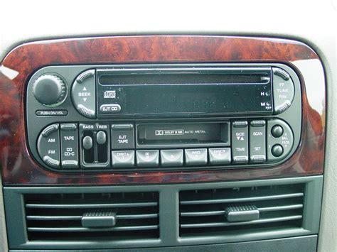 jeep grand cherokee car audio profile