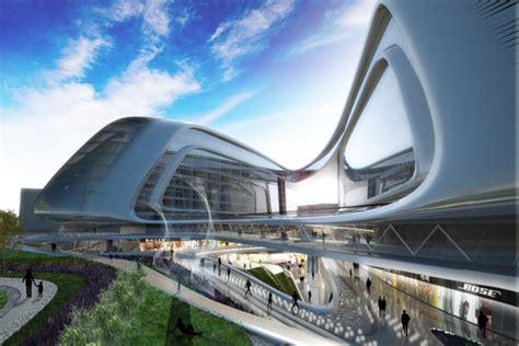 Futuristic Architecture By Zaha Hadid Soho China Http
