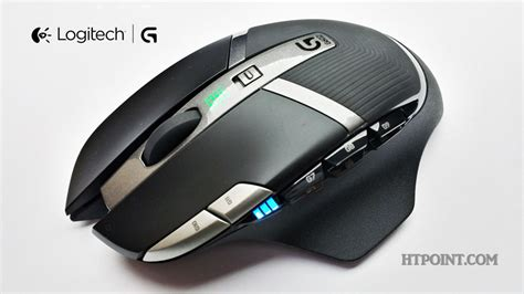 Logitech G602 Review Wireless Gaming Mouse High Tech Point