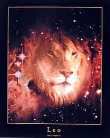 Leo Zodiac Sign Art