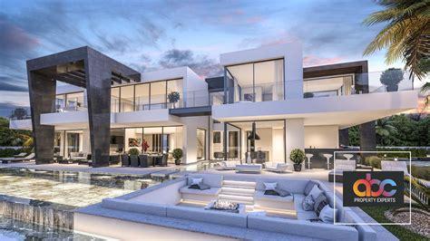 mediterranean style bathrooms modern villa for sale in urbanization bel air estepona