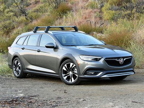 2018 Buick Regal TourX - Overview - CarGurus