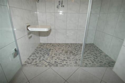 Ebenerdige Dusche by Fliesen Polomski Ebenerdige Duschen