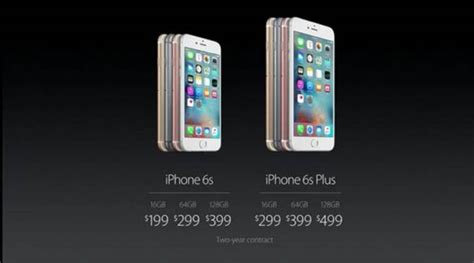 iphone 6 s price apple iphone 6s iphone 6s plus launched with 3d touch