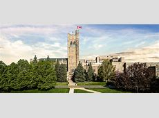 Counsellors Welcome to Western Western University