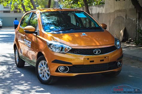 indian car tata tata tiago registered 50 000 bookings in six months