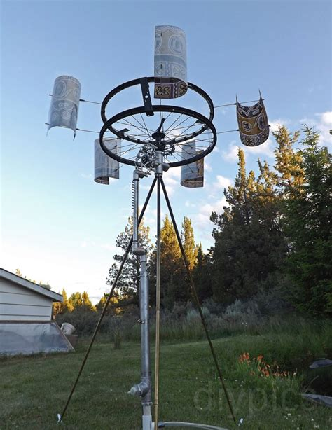 Decorative Backyard Windmill by Diy Wind Powered Water Pump