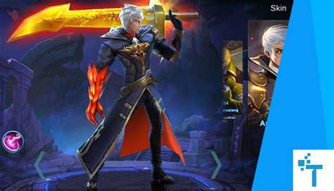 gambar kelemahan kelebihan hero alucard mobile legends