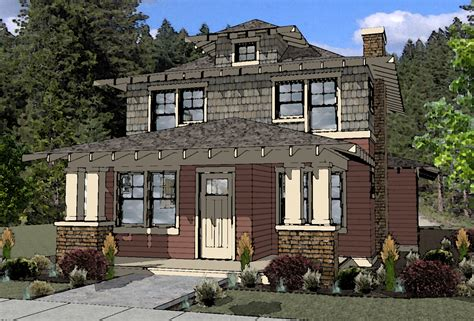 delightful modern american foursquare house plans american foursquare style myideasbedroom