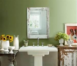 Peinture salle de bain 80 photos qui vont vous faire craquer for Good couleur qui va avec le gris 3 peinture salle de bain 80 photos qui vont vous faire craquer