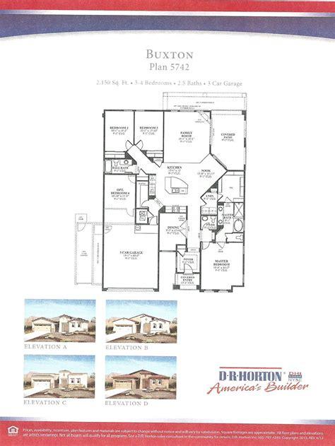 pin  dr horton floor plans