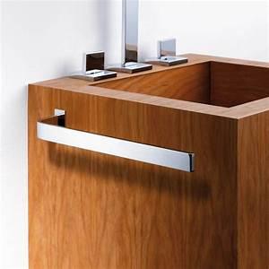 Badezimmer Accessoires Ohne Bohren : giese handtuchhalter starre ausf hrung bathroom pinterest ~ Orissabook.com Haus und Dekorationen