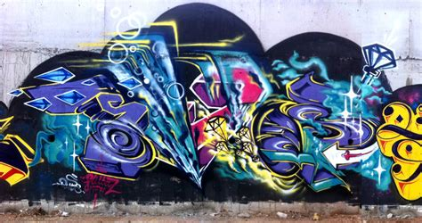 Grafiti Ilham : Cause Turk