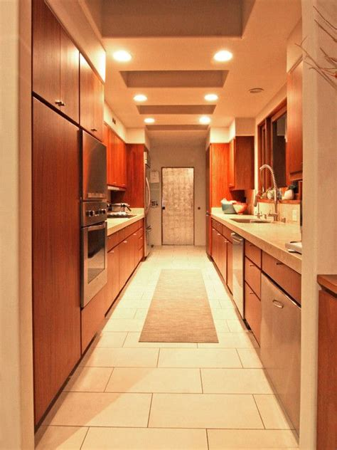 home galley kitchen design  galley kitchens  pinterest