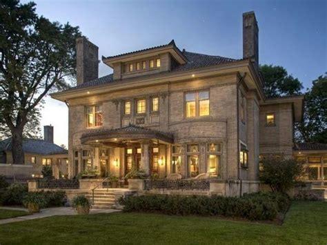 minneapolis minnesota arts  crafts mansion exterior