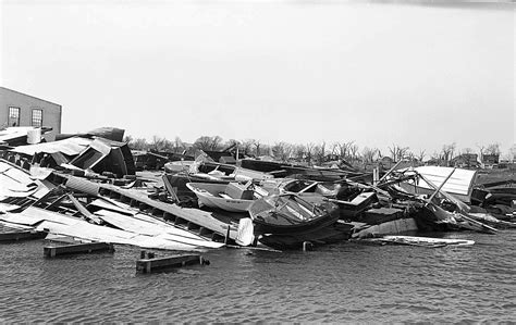 Boat Storage Minnetonka by The Of Tornadoes May 6 1965 Classic Boats