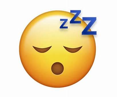 Emoji Sleeping Ios Transparent Sleep Background Clipart