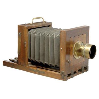 appareil photo chambre chambre collodion appareil photo de collection