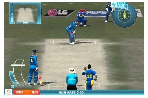 Ea Sports Cricket 11 Patch Download Taxabnili