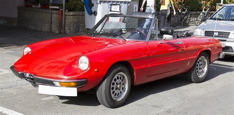 Alfa Romeo Spider by Alfa Spider Http Www Alfaromeo Test