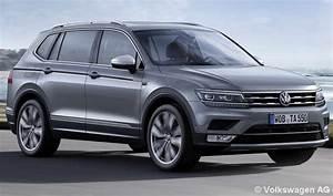 Volkswagen Tiguan Confortline : vw tiguan allspace 2 0 tdi scr comfortline adac info ~ Melissatoandfro.com Idées de Décoration