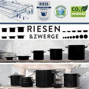 Emaille Topf Riess : riess emaille riesen topf mit b rdel gro er topf ~ Whattoseeinmadrid.com Haus und Dekorationen