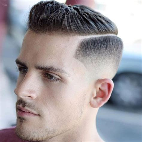 classic taper haircuts popular mens hairstyles